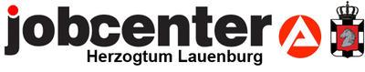 Externer Link: Logo Jobcenter Herzogtum Lauenburg