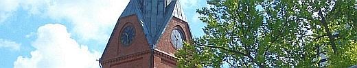 ev-luth Kirche Schwarzenbek