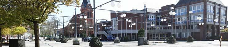 Panoramafoto Rathaus