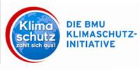 Externer Link: Logo Klimaschutzinitiative