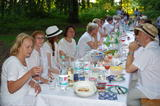 Seniorenbeirat - White Dinner 2014