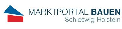 Externer Link: Marktportal SH - vereinfachtes Bauen Logo