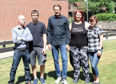Team Jugendzentrum Korona