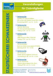 Plakat - Programm FLC