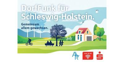 Externer Link: http://www.dorffunk-sh.de/
