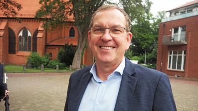 Bürgervorsteher Herr Rüdiger Jekubik