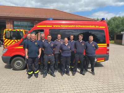 Freiwillige Feuerwehr Schwarzenbek